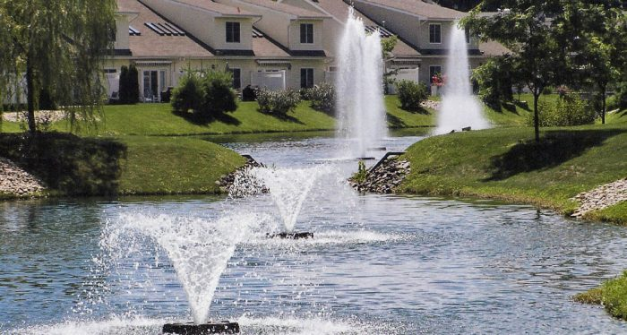 4 fountains