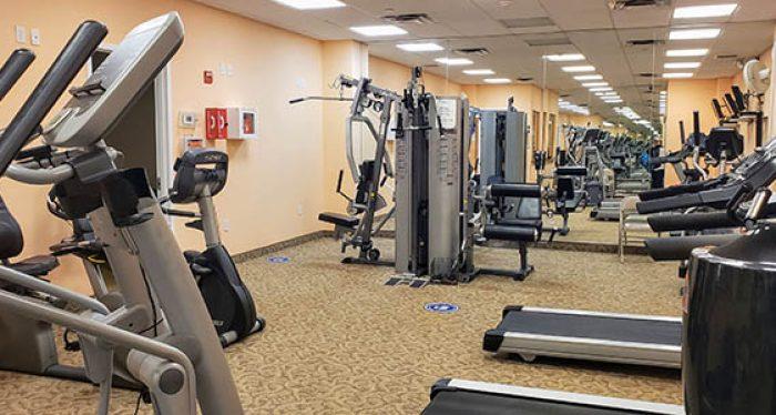 Mill Pond Acres fittness center